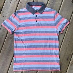 Claiborne Short Sleeve Polo